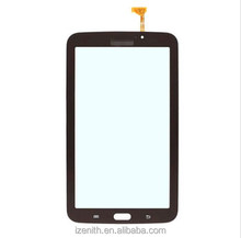 """Gold Brown Touch Screen Digitizer + Adhesive For Samsung Galaxy Tab 3 SM-T210R 7"""""""