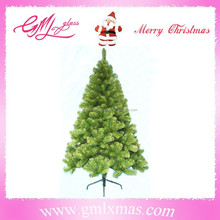2015 hot sale wholesale charming plastic christmas tree,popular xmas tree in Europe, trade assurance supplier