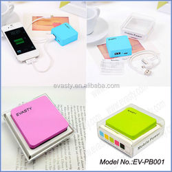 Hot sale high qulity mobile phone power bank 5000