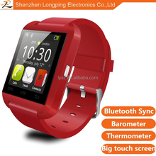 2015 cheap U watch, U8 smart watch, Bluetooth u8 watch for Samsung