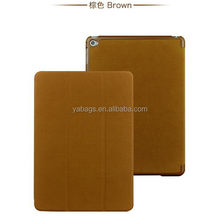 Top quality best sell folio for ipad min leather case