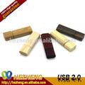 palo estilo 16gb usb flash drive de madera de memoria usb barato