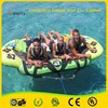 Newly design high quality fly fishing sport,inflatable banana boat,fly fish water sport