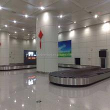 baggage handling system airport conveyor belts