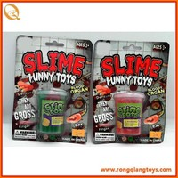 2015 hot sell magic Slime toys,noisy putty slime,joking toy