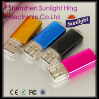 2015 Pretty Color USB Flash Drive USB 3.0 with 8GB inside for mobile data storage
