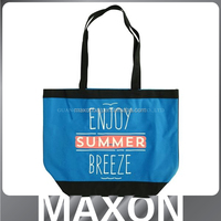 Hot sales lovely oxford mesh drawstring bag China