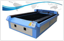 alibaba express metal and nonmetal laser cutting machine/used clothing/can customered!