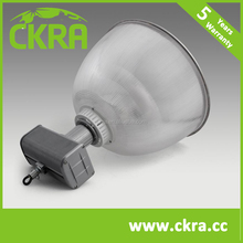 induction high bay light highbay light Die cast aluminum, PC cover, Good heat dissipation 10kv surge protector SPD