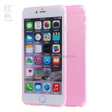 Premium Ultra Thin Slim Matte Cover TPU Gel Skin Case For Iphone 6 Plus