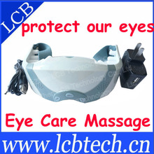 2015 Safety Mask Electric eye Care massager T- 017 relaxing Forehead Eye Massage machine