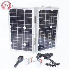 full certificate 30w 12v solar panel