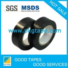 strong adhesion matt pvc electrical tape for wire bonding and connection