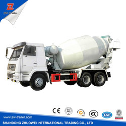 concrete mixer truck for sale / mixer concrete