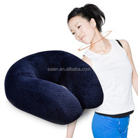 Neck support massaging as seen on tv chinese neck pillow