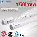 ecnomia de energia CE ROhS lâmpada fluorescente tubular