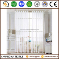 2 Panels white sheer elegant drapes curtains white drapes for weddings good quality