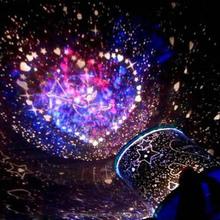 SM0001 Led night light projector lamps universe star master/star mastar sky