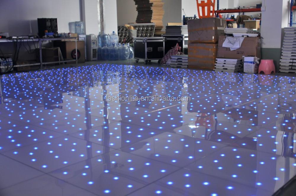 Portable Lighted Dance Floor : Portable led starlit dance floor for sale buy