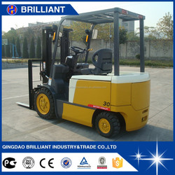 CE Approved 3 Ton Electric Forklift Price (BIFB30T)