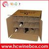 Custom Printed wine carton box corrugated