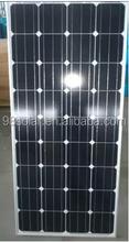 A-grade cell pv panel high efficiency mono 150W home solar panel
