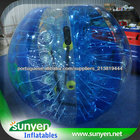 Popular zorb inflável corpo pára-choque bola, novo pára-choques divertido inflatabel, segurança de alta qualidade
