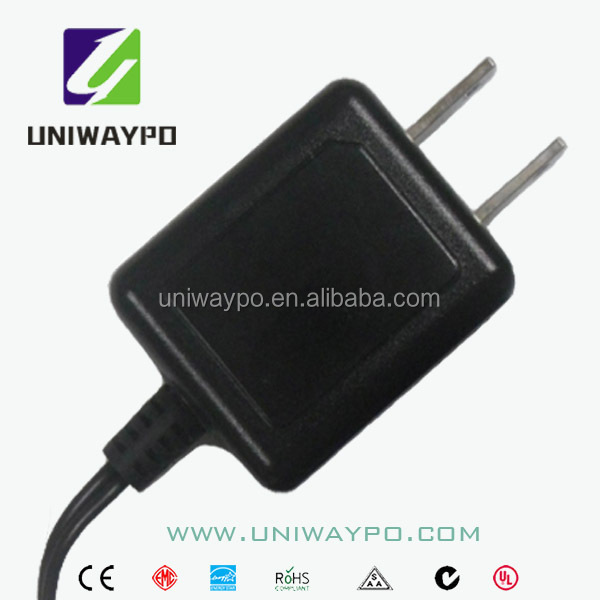 Japan ac adapter & mobile phone battery charger with PSE/UL approval