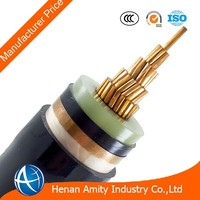 copper/Aluminum conductor pvc/XLPE insulation swa/sta pvc/XLPE/PE sheath power cable