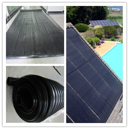 Solar Panel Rolls Of Solar Thermal Collecting For Water Heating