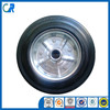 Qingdao manufacturer heavy duty hard rubber wheels 8 inch