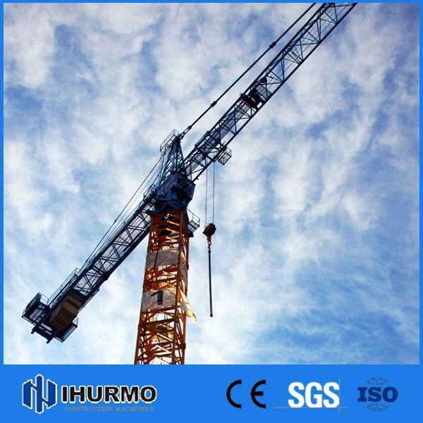 2015 56m boom qtz80(5612) dates price in uae alibaba uae used tower crane in dubai small mobile cranes for sale