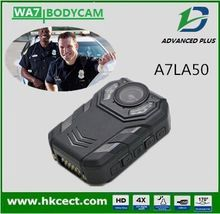 64gb max storage The smallest body worn camera 170 degree wide angle two way audio wireless cctv camera