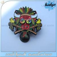 2014 fashion metal pin badge/durable metal badge making machine art/we make custom metal badges