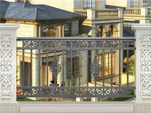 AJLY-803 Modern Cheap prices Aluminum railing system