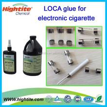 ISO 10993 cetification approved nicotine-liquid loca glue for cigarette