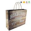 2015 New Design Kraft Brown Paper Bags shopping