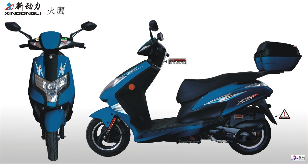 cheap top quality adult 50cc Scooter