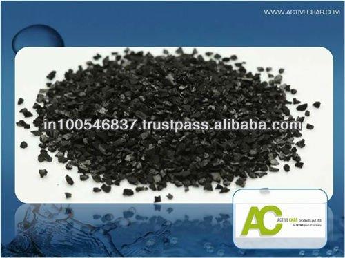 Teda aszm- charbon actif