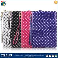china goods wholesale shockproof folio leather wallet case for ipad mini