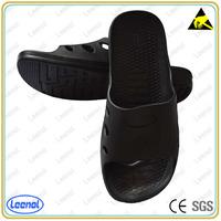 LN-7101B High Quality And More Soft Antistatic SPU Slipper