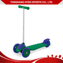 Direct Factory Price New Fashion kids 4 wheel scooter