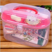 custom 2 layer 4 part high quality plastic storage box for kids/custom high quality plastic storgae box storage bin case maker