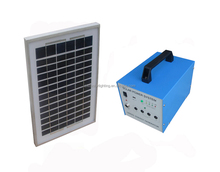 businessman required solar portablelighting power system for open solar markets