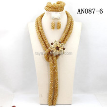 italian gold jewelry sets african gold woven jewelry set