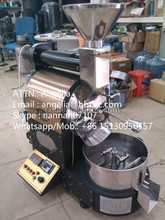 3kg hot coffee roaster/express roasting machine