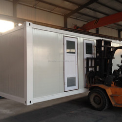 cheap price steel structure prefabricated portable mobile toilet