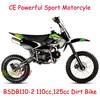 Gas Powered 17 14 Inch Wheel 110CC 125CC Dirt Bike Pit Bike Sport Motorcycle