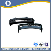 China professional OEM super auto parts grill plastic injection molding