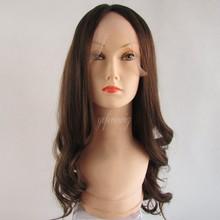 Factory Price Brazilain Virgin Skin Top Kosher Wig Jewish Wig Lace Front